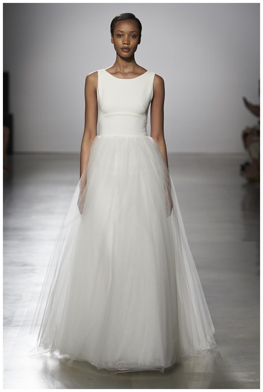 BashBLOK | Amsale: Wedding Gown Perfection