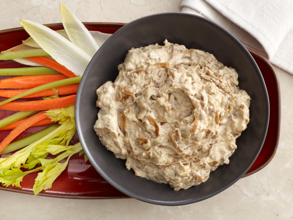 Food Network Ina Garten Pan Fried Onion Dip